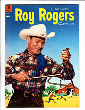 Roy Rogers Comics No 66  : 1953 :     : Photo Cover - Dinner Bell! :