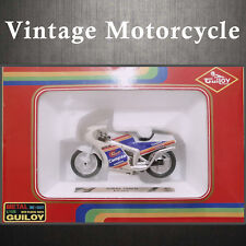 Brand New 1/18 Guiloy Metal Motorcycle Honda Campsa (Ref.12803)   Toy   Diecast
