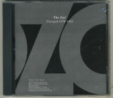The Zoo Uncaged 1978-1982 Rare OOP CD - Brand New -  Sealed - Echo And Bunnymen!