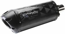2012-2016 GSXR1000 Two Brothers Carbon Slip On Exhaust 2012 2013 2014 Black