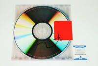 KANYE WEST SIGNED 'YEEZUS' VINYL RECORD ALBUM LP BECKETT COA KIDS SEE GHOSTS BAS