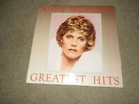 Anne Murray's Greatest Hits (Vinyl) 1980 Capitol Records Very Nice!