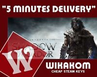 Middle-Earth Shadow of Mordor Game of the Year [Premium] (GOTY) / PC / Steam Key