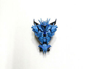Transformers Prime Deluxe Soundwave For Parts - Junker - Head Torso