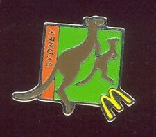 Pin's - Mac Donalds - Sydney
