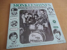 Monkees - Monkeeshines  rare LP  Not Tmoq SEALED