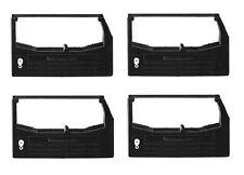4x Farbband für Copal SE 80  Nylon 13mm schwarz