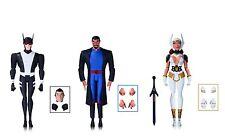 DC Collectibles JUSTICE LEAGUE GODS & MONSTERS FIGURE SET! BATMAN! WONDER WOMAN!