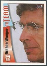 FUTERA-ARSENAL 1997- #30-THE TEAM-ARSENE WENGER