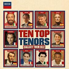 Various Artists - Ten Top Tenors [New CD]