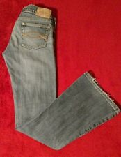 Abercrombie Stretch Girl's Blue Jeans Size 14