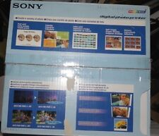 NEW Sony DPP-EX7 Digital Photo Printer Dye Sublimation