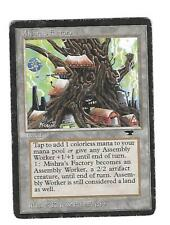 Magic The Gathering Antiquities Mishra's Factory (Spring)