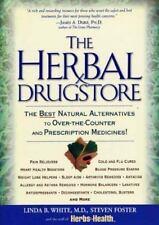 Herbal Drugstore, Herbs for Health Staff, Foster, Steven, White, Linda B., Good
