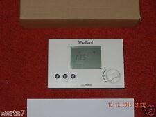 VAILLANT VRT240 calorMATIC kabellos Raumtemperaturregler,UNGEBRAUCHT Ersatzteil
