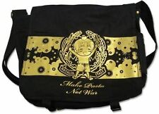**License Bag** Hetalia Gold Italy Make Pasta Not War Messenger Backpack #5700