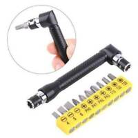 Mini L-shape Dual Head Screwdriver Bits Key Utility Tool For Bicycle Repair