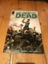 The Walking Dead Issue #1 Wizard World St Louis 2013 Variant Arthur Suydam