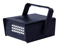 E-Lektron LS-21 LED Stroboskop DJ Blitzer Strobe Disco Party Lichteffekt NEU