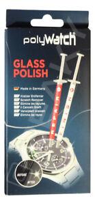 POLYWATCH Watch Glass Diamond Polish High-Tech Scratch Remover Full Kit (1-Pack)