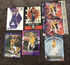 2019 20 Optic Mosaic Lebron James, Anthony Davis, Kyle Kuzma Lakers Lot
