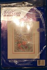 Nip Stained Glass Elegance Counted Cross Stitch Kit J&P Coats Molly John Design