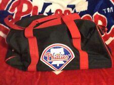 Philadelphia Phillies Large Getaway Duffle Duffel Bag Luggage: Never Used