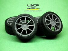 1/18 wheels 18 inch OZ Alleggerita  with tires