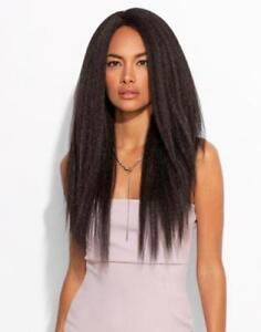 LONG STRAIGHT BLOWOUT TEXTURE LACE PART WIG- SMOOTH BLOWOUT BY FEME