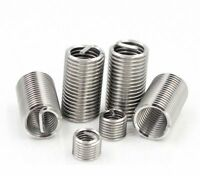 86pcs Unified USA Stainless Steel Helicoil Thread Repair Insert Assortment Kit