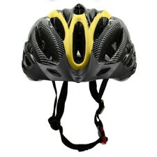 Bicycle Cycling Racing Skate Helmet Safety Adjustable Practical Adult Men Yellow