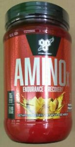 BSN Amino X BCAA Endurance & Recovery, 435g Tropical Pineapple (Exps 28/02/21)