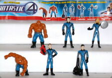 Dolci Preziosi - Fantastic Four, Fremdfiguren Komplettsatz, 1 BPZ