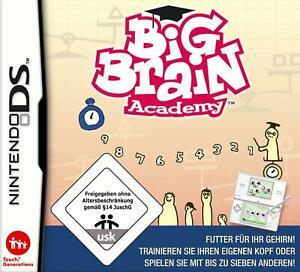 Big Brain Academy [video game]