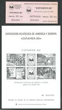 PRUEBA DE LUJO Nº 3 - ESPAMER´80 - ESPAGNE / SPANIEN / SPAIN