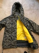 Nike Women's Winter Snow Jacket Size M Outer Layer 3 and Zip-off Inner Layer 2