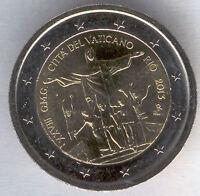 Vaticano 2013 Cartera oficial 2 Euros @ 28 Jornada Juventud Rio Janeiro @