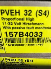 SAUER DANFOSS PVHE32 PROPORTIONAL VALVE SOLENOID COILS 157b4033