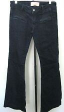 VANESSA BRUNO LIMITED EDITION 2011/ 12 La Redoute Boot Cut Blue Jeans Size US 4