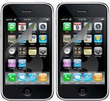2x Protector De Pantalla Lcd Para Apple Iphone 3g 8 Gb 16 Gb Reino Unido