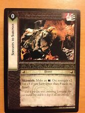 Lord of the Rings CCG Realms Elf-Lords 3C70 Servants to Saruman X2 LOTR TCG