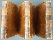 CORNEILLE - CHEFS D'OEUVRES - 1810 - STEREOTYPE D'HERNAN - RARE - 3 TOMES