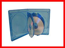 VIVA ELITE  Blu-Ray Replace Case Hold 4 Discs 5 PK (4 Tray) 15mm Storage Ho