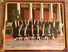 Vintage 1984 / 85 LA Kings Team Poster NHL Hockey