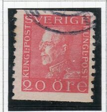 Sweden 1921-38 Early Issue Fine Used 20ore. 026729