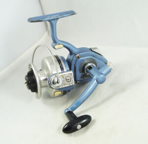 Used SHAKESPEARE No. 2410 Spinning Reel - Convertible Brank - Blue Finish