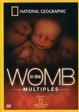 National Geographic: In the Womb - Multiples DVD Region 1