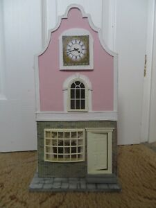 Homemade 1/24th Dolls House