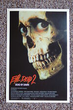 Evil Dead 2 Lobby Card Movie Poster #1