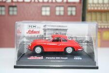 Posche 356 in PC-Box (Schuco/MG/W 40